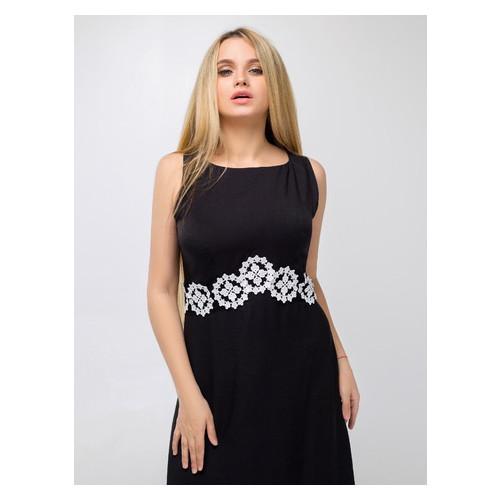 Платье Диамант S-M Черный