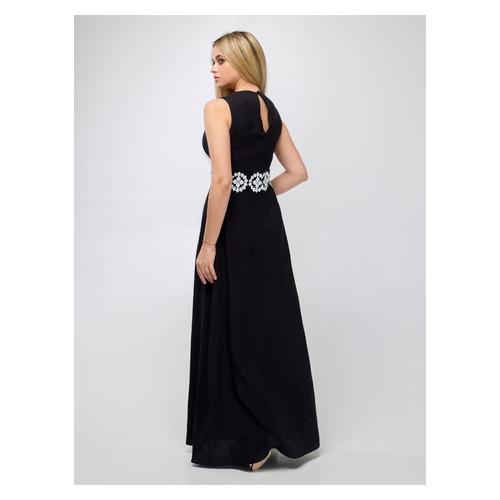Платье Диамант M-L Черный