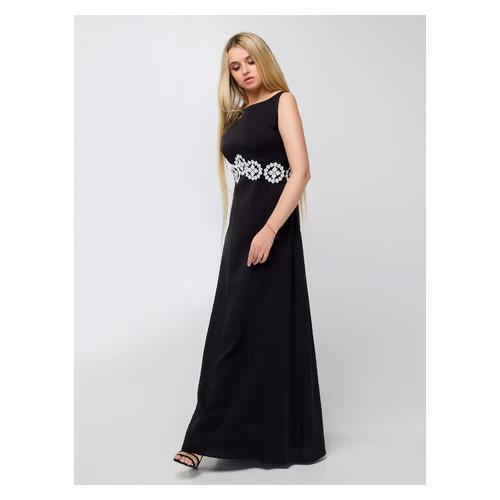 Платье Диамант L-XL Черный