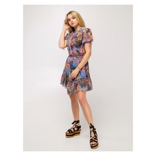 Платье Нимфея XS-S Голубой