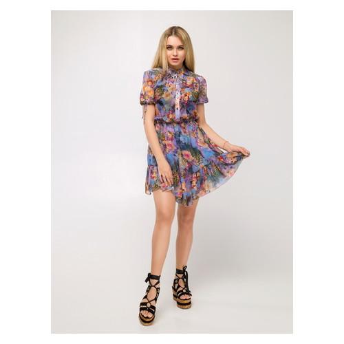 Платье Нимфея S-M Голубой
