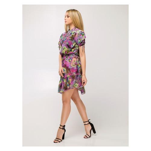 Платье Нимфея S-M Розовый