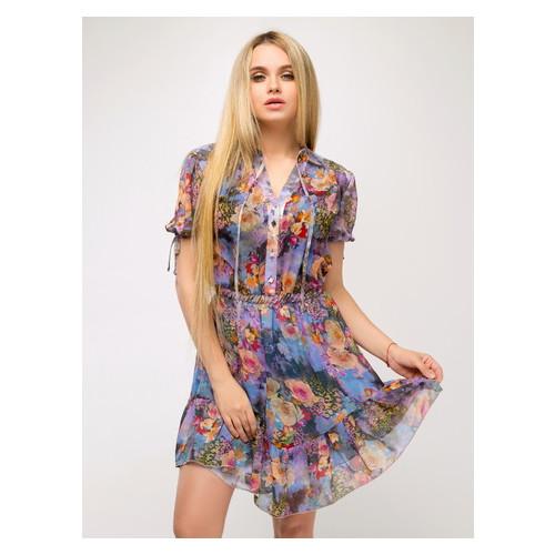 Платье Нимфея L-XL Голубой