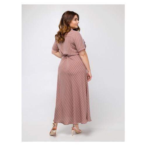 Платье Сатина 52 Капучино