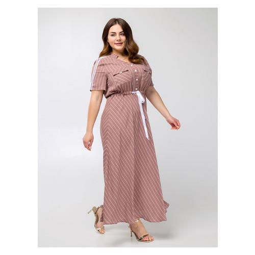 Платье Сатина 54 Капучино