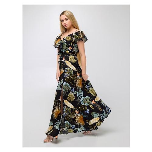 Платье Шерил M-L Черный