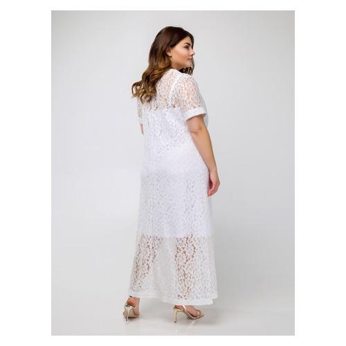 Платье Эмбер 52 Белый