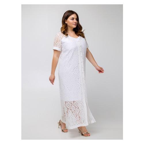 Платье Эмбер 56 Белый