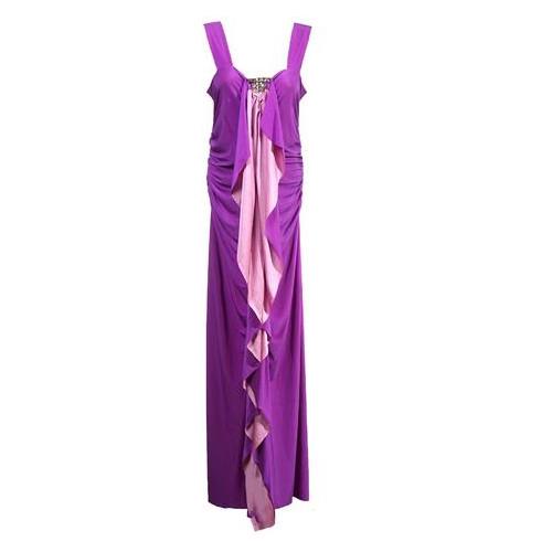 Платье Bellezza 50 Фиолетовое (BZ2228_red)