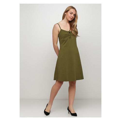 Платье Malta Ж078-24 XL Оливковое (2901000256641)