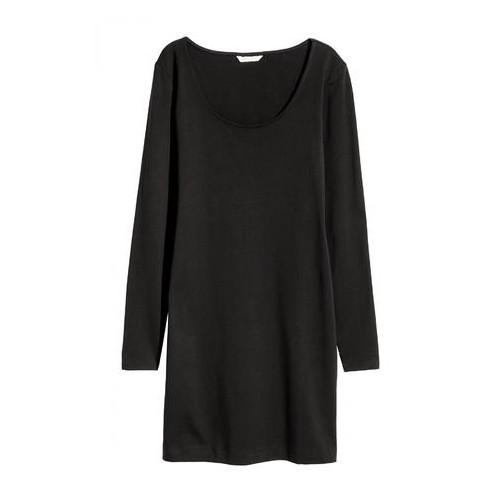 Платье H&M xs Черное (0502522001)