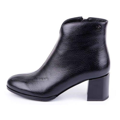 Женские ботинки на каблуке Geronea 19877, Черный, 40, 2999860275285
