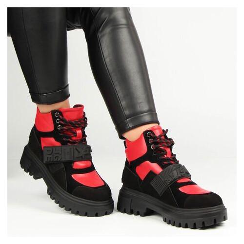Женские зимние ботинки на низком ходу Deenoor 196688, Черный, 38, 2999860429787