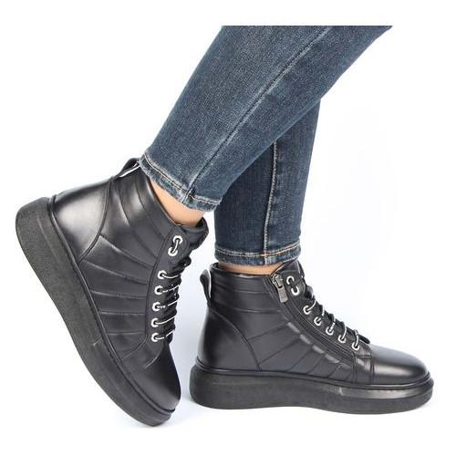 Женские ботинки на платформе Mario Muzi 120776, Черный, 37, 2999860349368