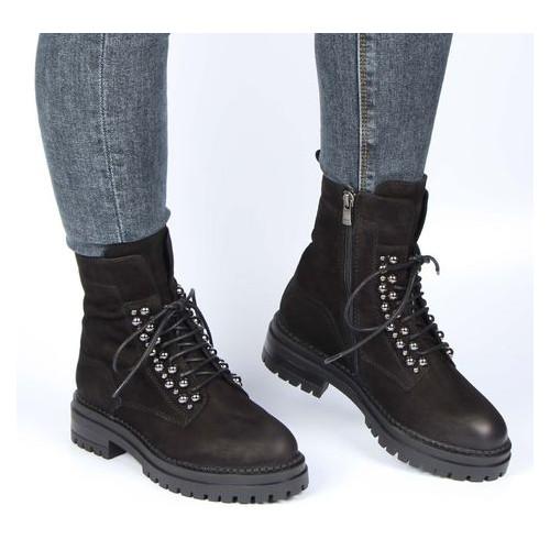 Женские зимние ботинки на низком ходу Mario Muzi 195618, Черный, 36, 2999860353303