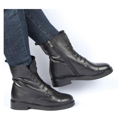 Женские зимние ботинки на низком ходу Mario Muzi 211401, Черный, 37, 2999860350487