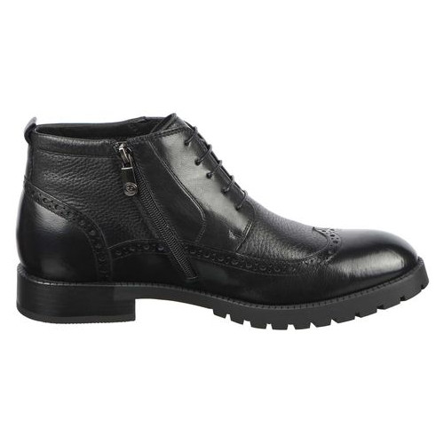 Мужские зимние ботинки классические Cosottinni 816133, Черный, 43, 2999860326901