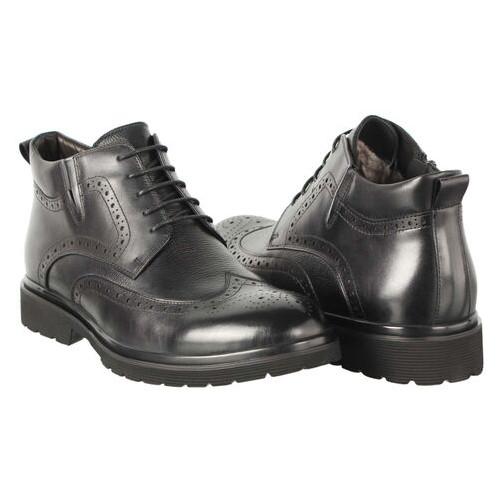 Мужские зимние ботинки классические Cosottinni 196788, Черный, 45, 2999860436839