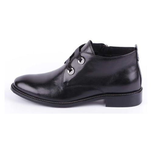Женские ботинки на низком ходу Anemone 19815, Черный, 39, 2999860271362