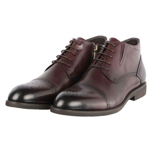 Мужские классические ботинки Lido Marinozzi 19770, Коричневый, 39, 2964340260723