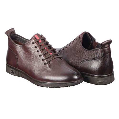 Мужские ботинки Marco Pinotti 195416, Коричневый, 40, 2999860335842
