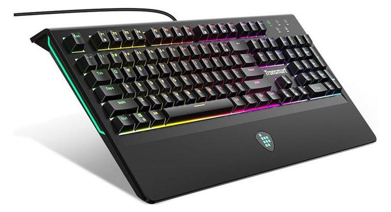 Клавиатура Tronsmart TK09R RGB Mechanical Gaming Keyboard Black