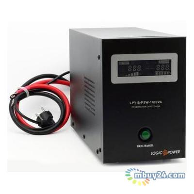 Источник бесперебойного питания LogicPower LPY-B-PSW-1000VA+ 10A/20A