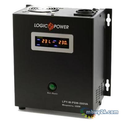 Источник бесперебойного питания LogicPower LPY-W-PSW-500VA+ (350Вт) 2A/5A/10A 12В
