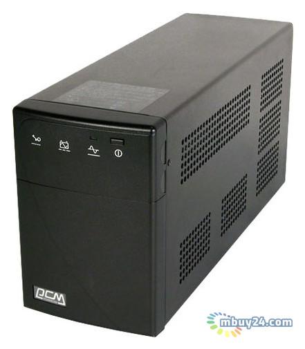 Источник бесперебойного питания Powercom BNT-1000AP Schuko USB