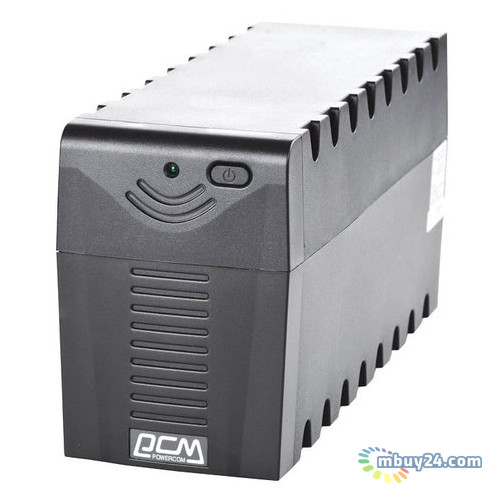 Источник беспребойного питания Powercom RPT-800A Schuko