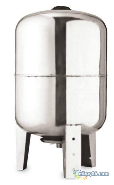 Гидроаккумулятор Aquatica VT50SS вертикальный 50л нержавейка