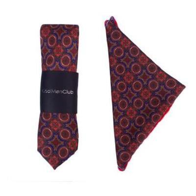 Комплект подарочный шелковый для мужчин CoolMenClub SK5002