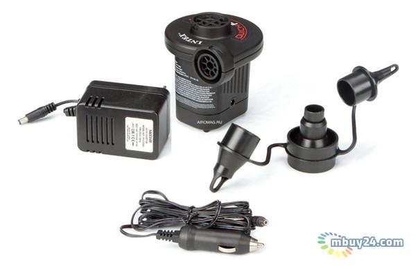 Электрический насос Intex 66632 12 В и 220 В
