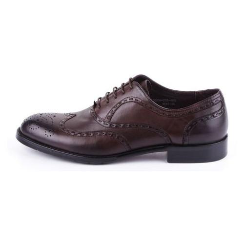 Мужские классические туфли Cosottinni 19961, Коричневый, 43, 2999860282757