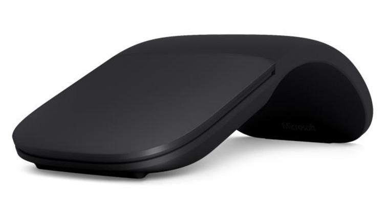 Мышь Microsoft Arc Mouse BT Black (ELG-00013)