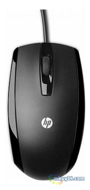 Мышь проводная HP X500 (E5E76AA)