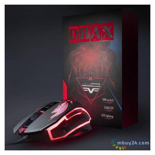 Игровая мышь Frime Drax Black USB (FMC1850)