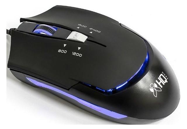 Мышь игровая HQ-Tech HQ-MV G7 Black