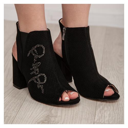 Женские босоножки Fashion Caligula 2967 37 размер Черный