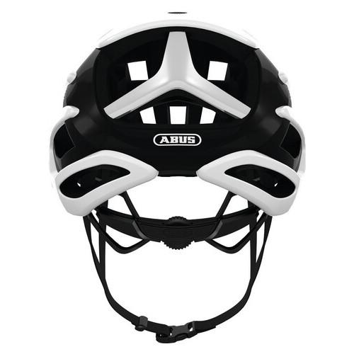 Велосипедный шлем Abus Airbreaker L Polar White (817335)