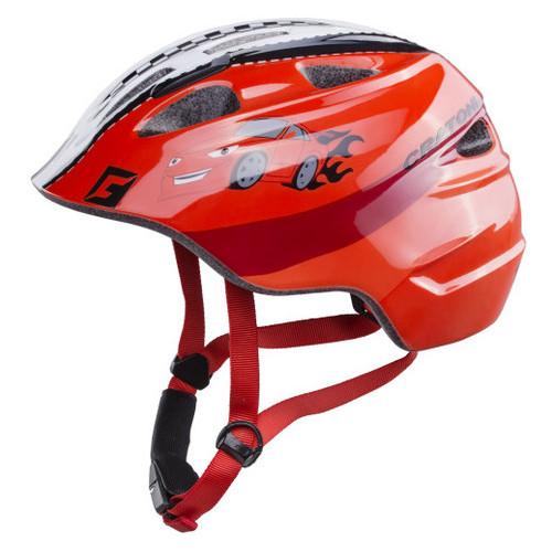 Велошлем детский Cratoni Akino S 49-53 см Гонщик