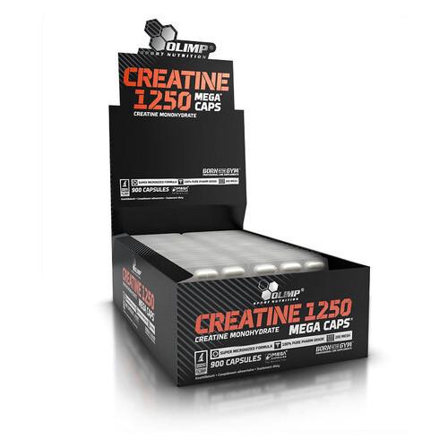 Креатин моногидрат Olimp nutrition Creatine Mega Caps 1250 30*30 капсул