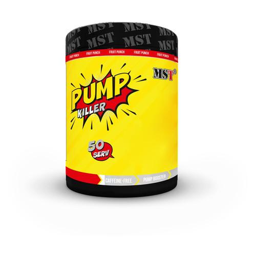 Предтренировочники MST Nutrition Pump Killer 550 грамм фруктовый пунш