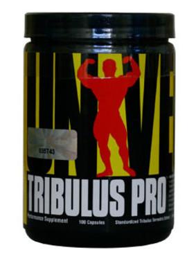 Посттренировочный комплекс Universal Nutrition Tribulus Pro 100 капсул (1153)