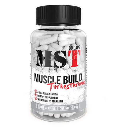 Повышение тестостерона MST Nutrition Muscle Build 90 капсул