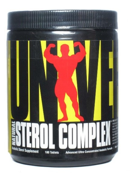 Тестостероновый бустер Universal Nutrition Sterol Complex  180 таблеток