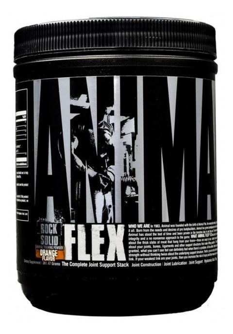 Хондропротектор Universal Nutrition Animal Flex Powder 381 г Апельсин (4384300836)