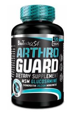 Препарат для суставов и связок BioTech Arthro Guard 120 таблеток (46993)