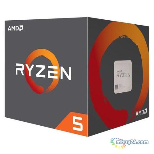 Процессор AMD Ryzen 5 2600 3.4GHz/16MB (YD2600BBAFBOX)