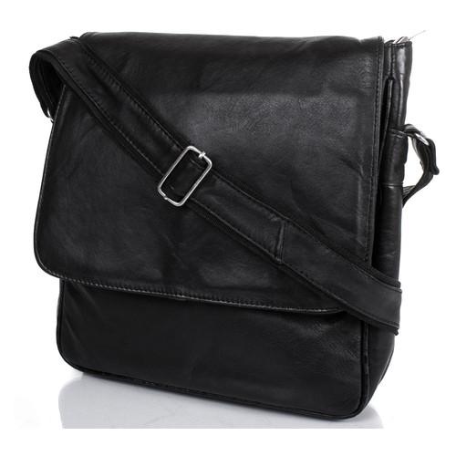 Мужская кожаная сумка-почтальонка Tunona SK2425-2